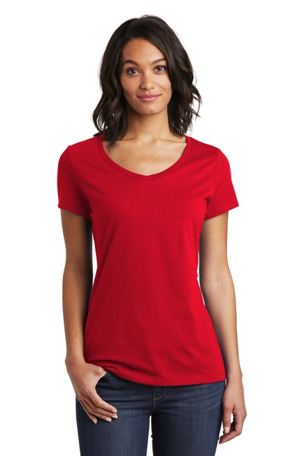 District ® Women's Very Important Tee ® V-Neck