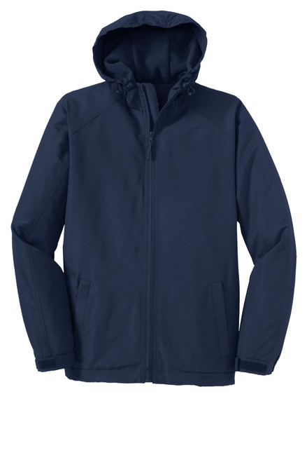 Port Authority®  Hooded Charger Jacket