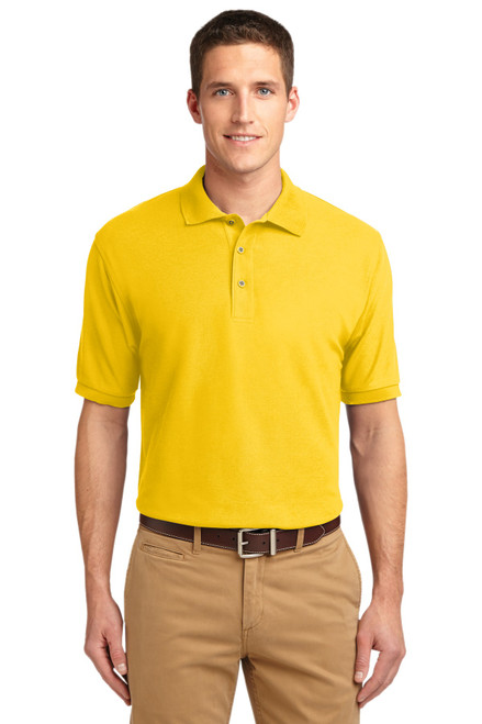 Port Authority®  Extended Size Silk Touch Polo
