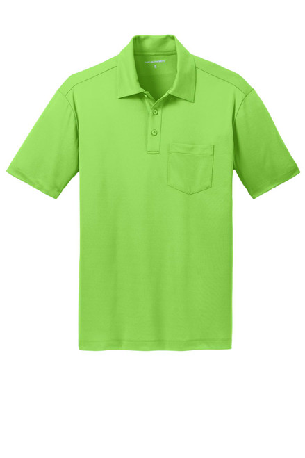 Port Authority®  Silk Touch Performance Pocket Polo