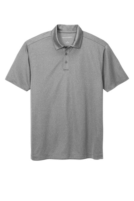 Port Authority ®  Heathered Silk Touch Performance Polo