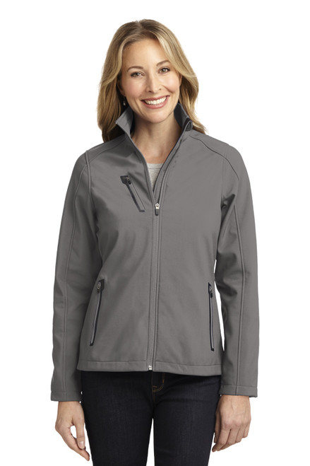 Port Authority®  Ladies Welded Soft Shell Jacket