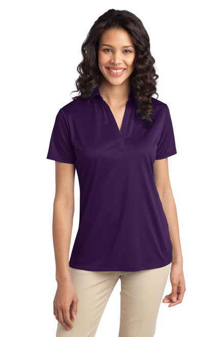 Port Authority®  Ladies Silk Touch Performance Polo