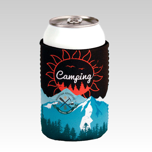 UNISUB Can Koozie for Heat Transfer Dye Sublimation