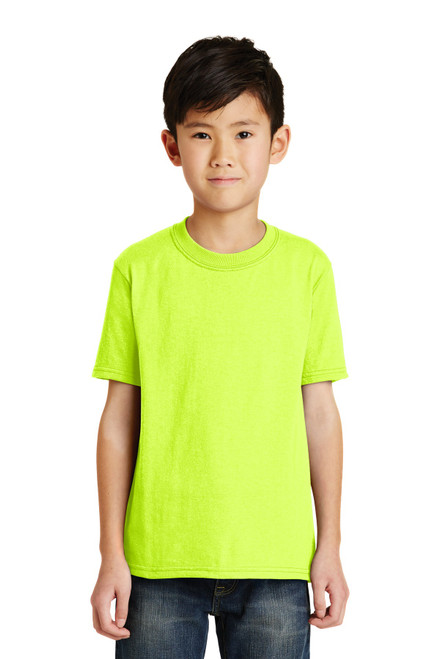 Port & Company® - Youth Core Blend Tee