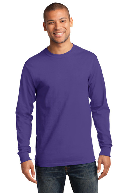 Port & Company® - Long Sleeve Essential Tee