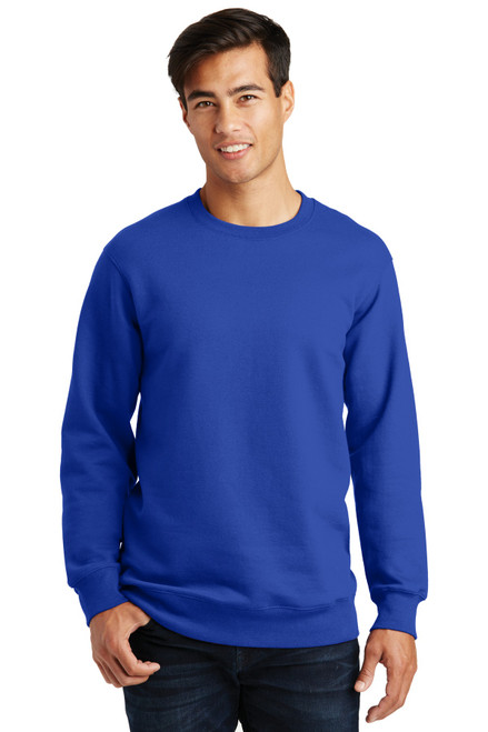 Port & Company® Fan Favorite Fleece Crewneck Sweatshirt