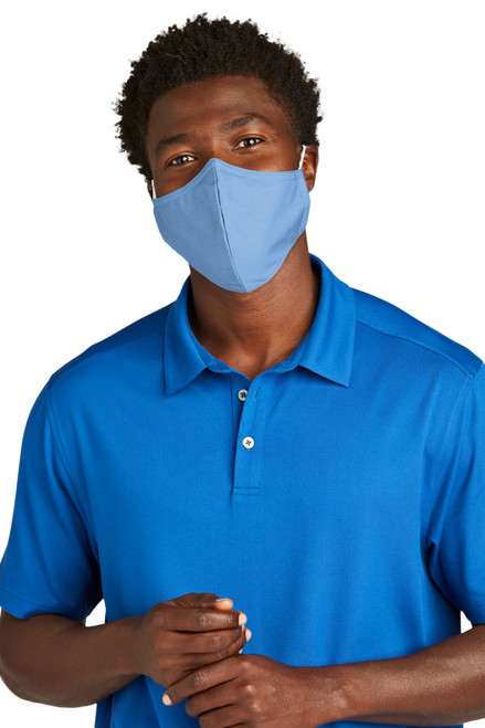 Port Authority®  Woven Face Mask (5 pack)