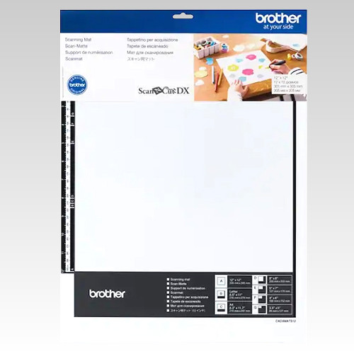 Brother ScanNCut Photo Scanning Mat 12""