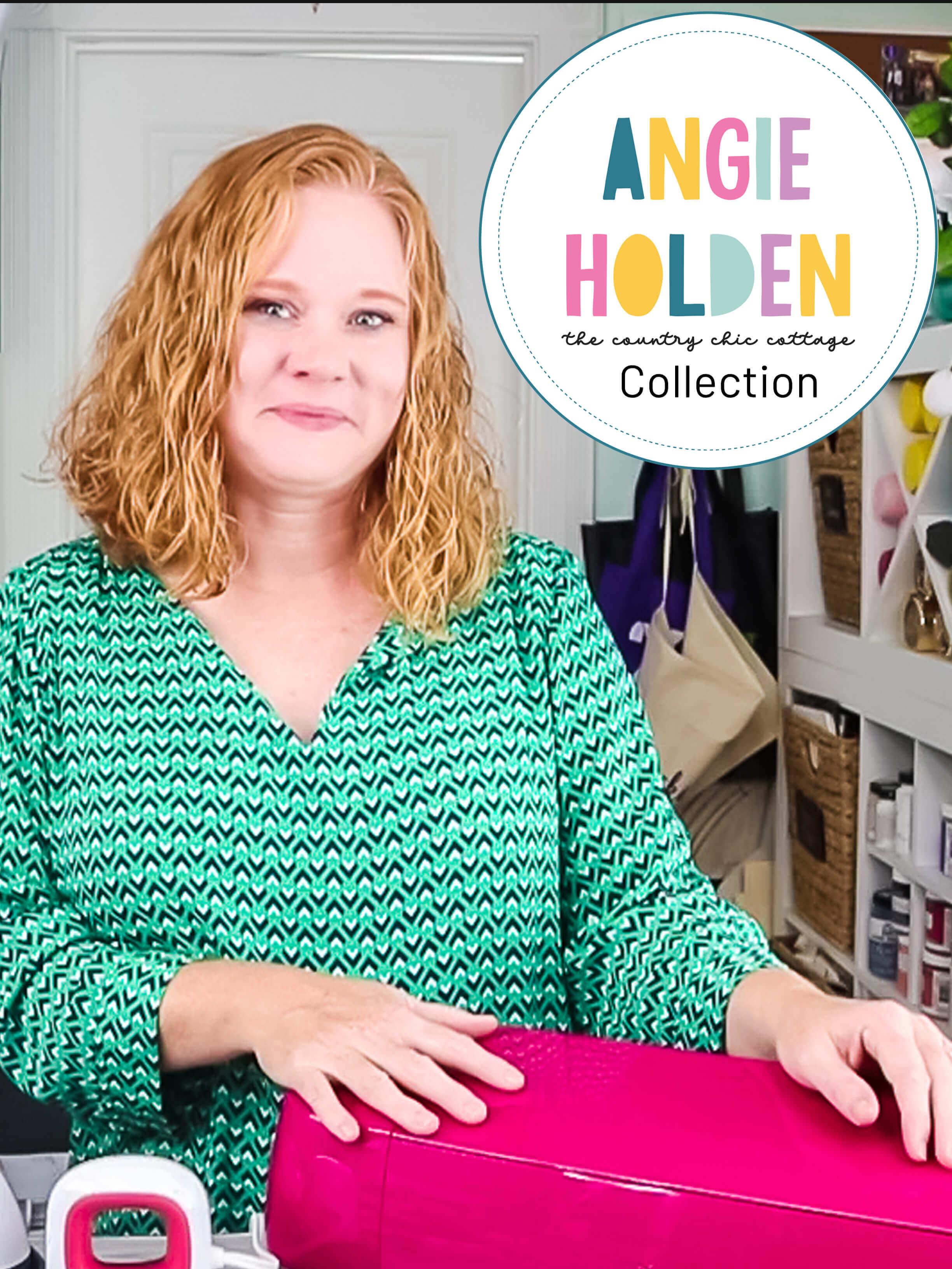Angie Holden Cricut
