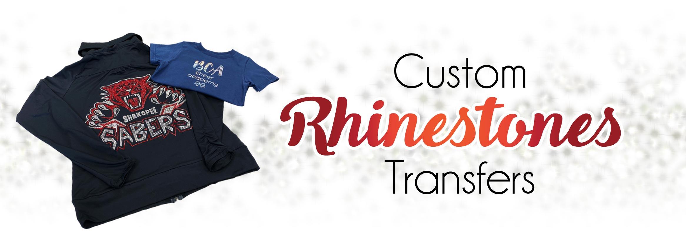 Rhinestone Transfers