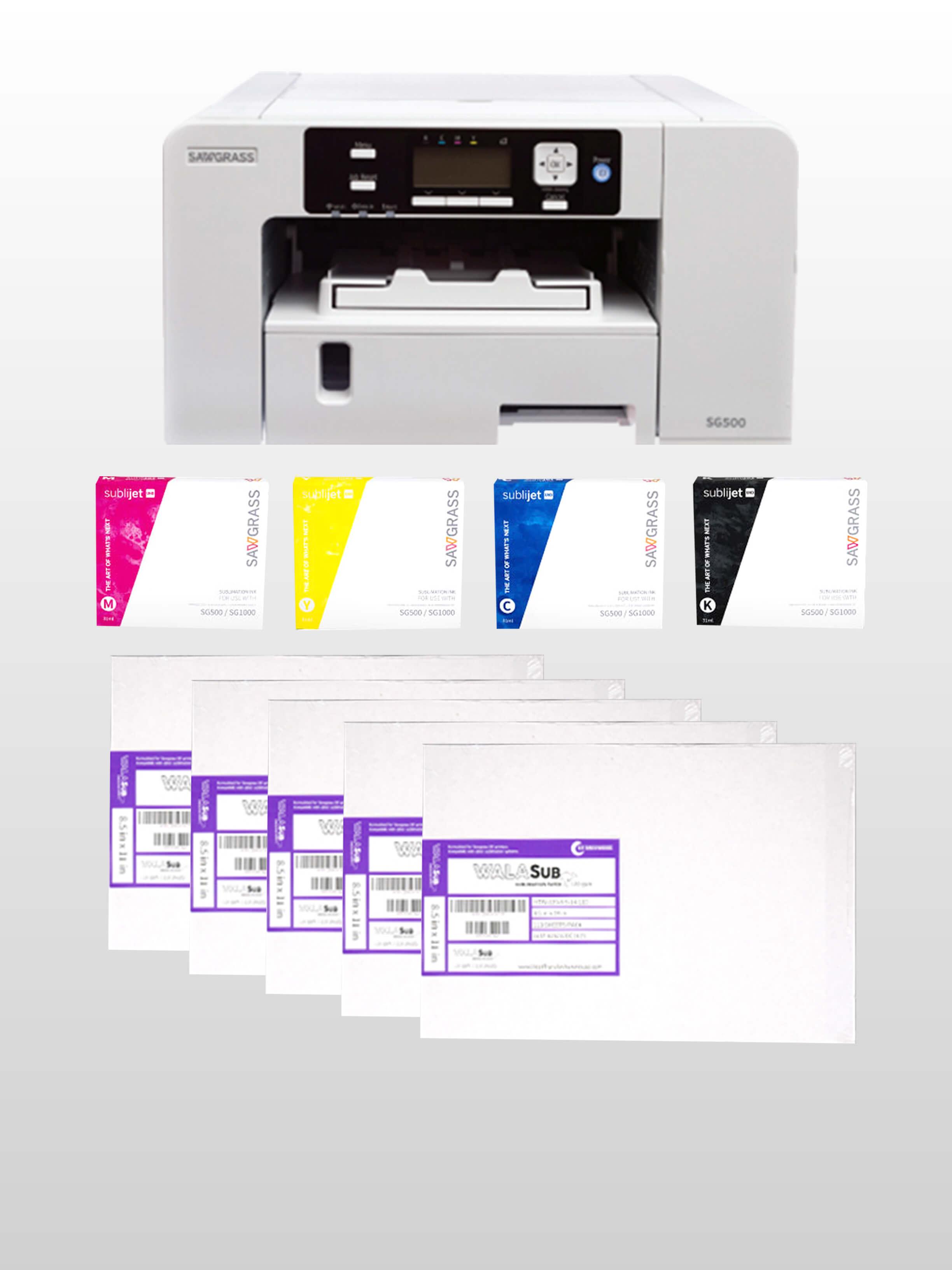 Sawgrass Dye Sublimation Printers