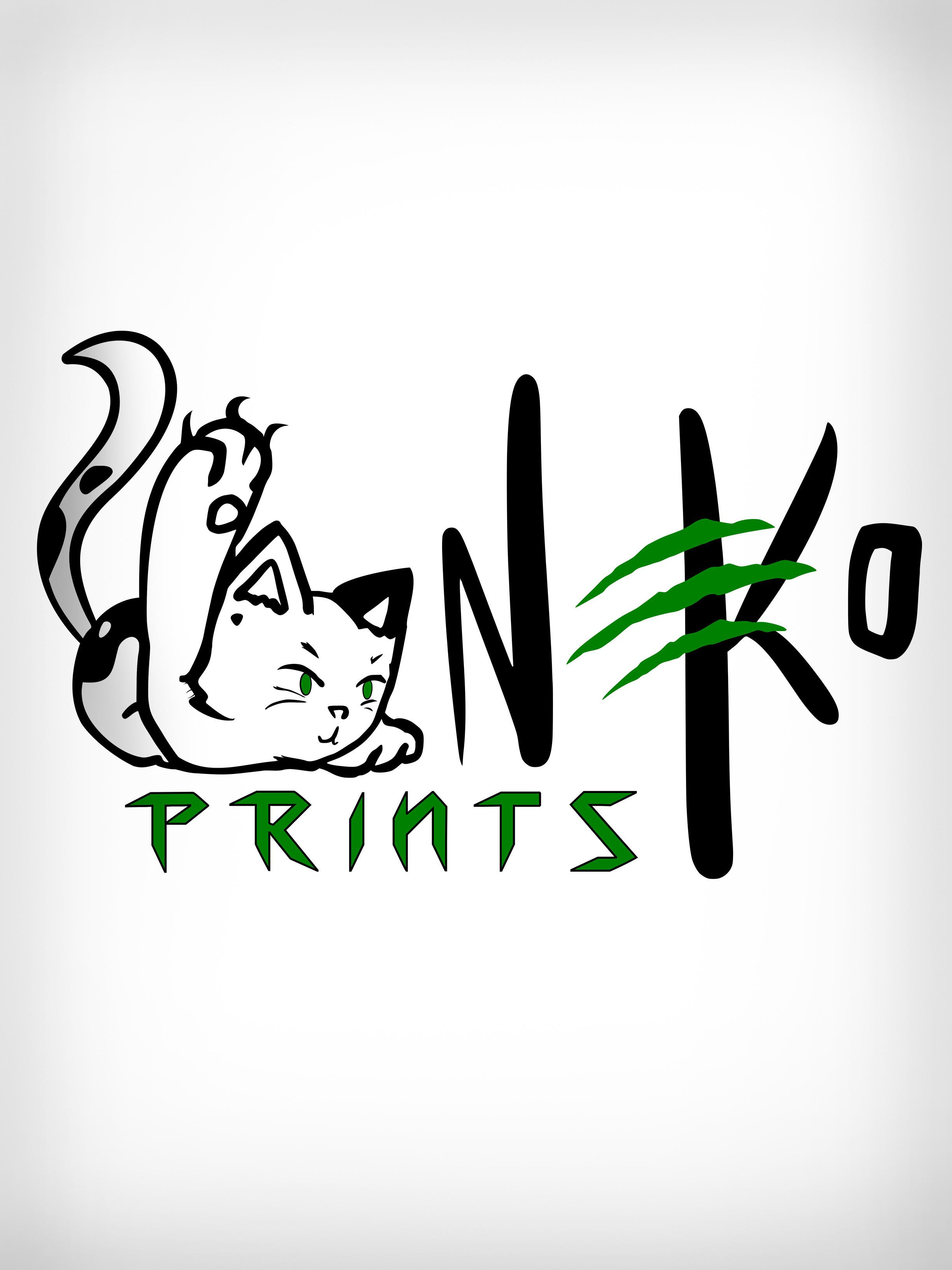 Mario from Neko Prints