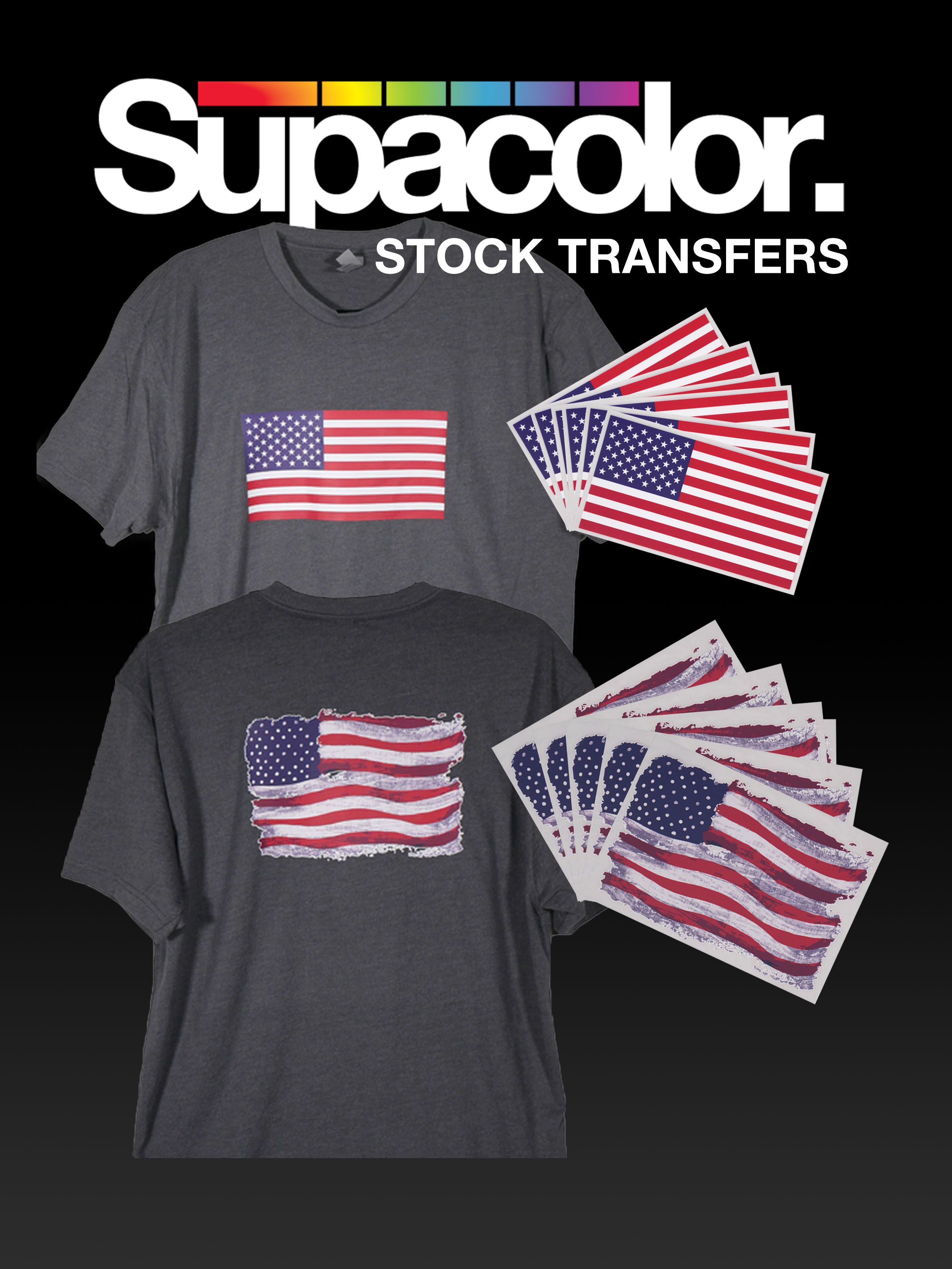 Supacolor Stock Transfers