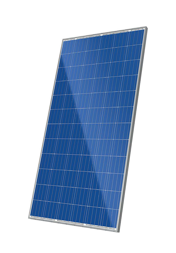 Canadian Solar MaxPower 325W 72-Cell Poly (Silver Framed)