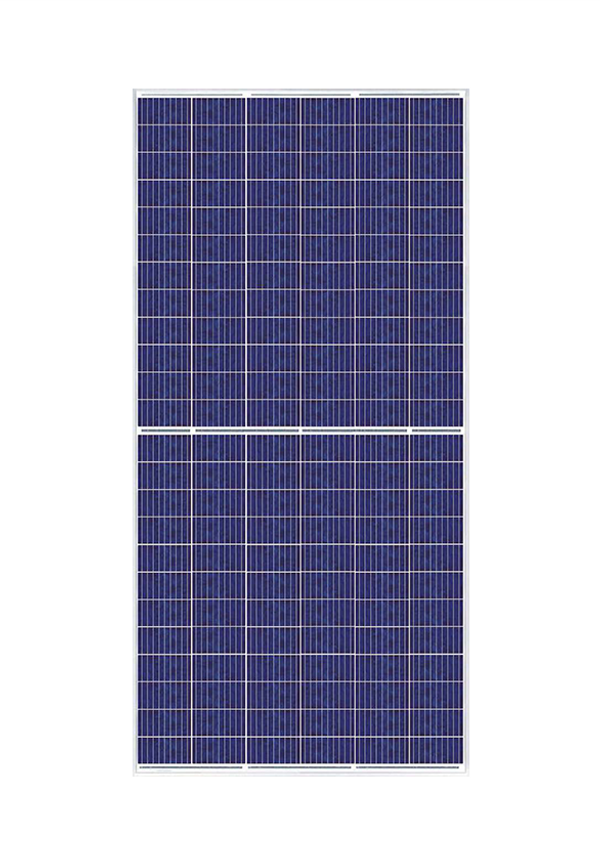 Canadian Solar KuMax 350W 72-Cell Poly (Silver Framed, Split Cell)