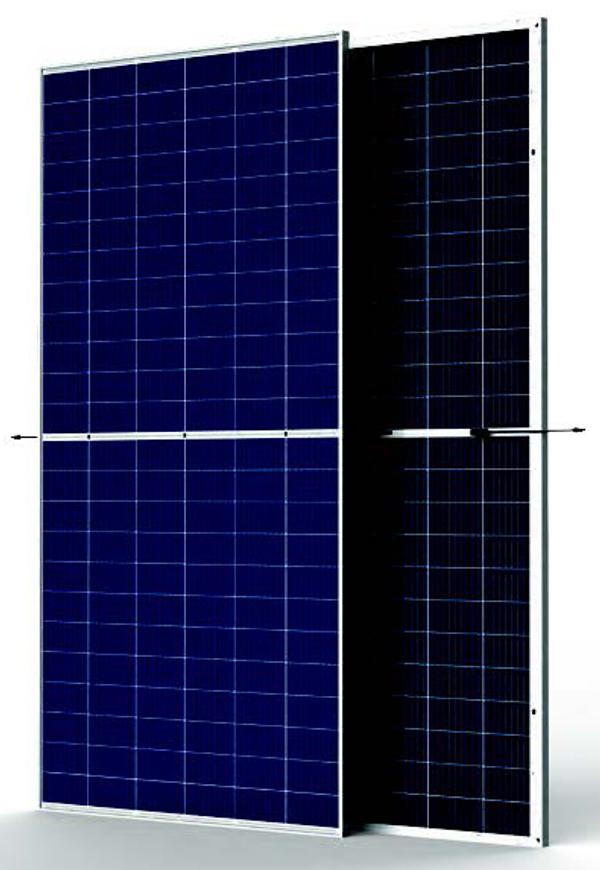 Trina Solar DuoMax 410W Bi-Facial Module