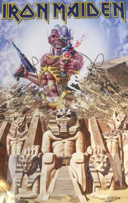 "Iron Maiden 2 Poster - 24"" X 36"""