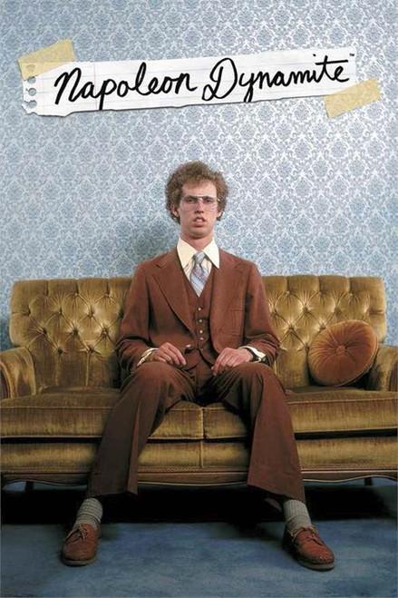 """Napoleon Dynamite Movie Poster - 24"""" x 36"""""""