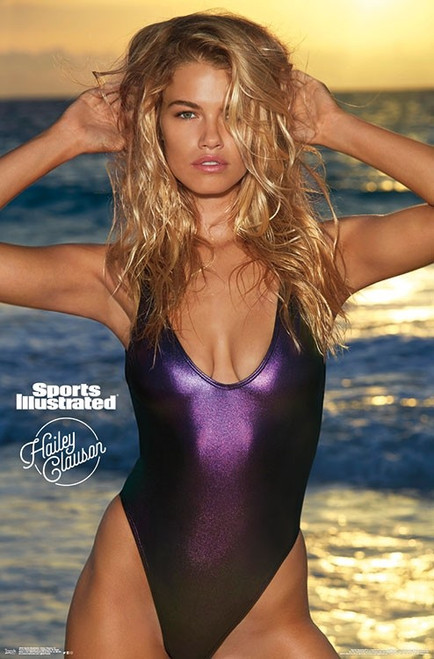 """Sports Illustrated Swimsuit Edition - Hailey Poster - 22.375"""" x 34"""""""