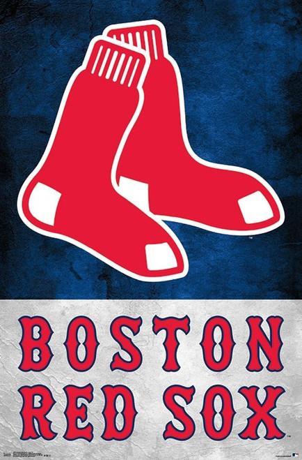 Boston Redsox Poster -  22.375'' x 34''