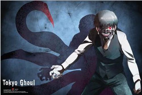 """Tokyo Ghoul - Kaneki Centipede Anime Poster - 24"""" X 36"""""""