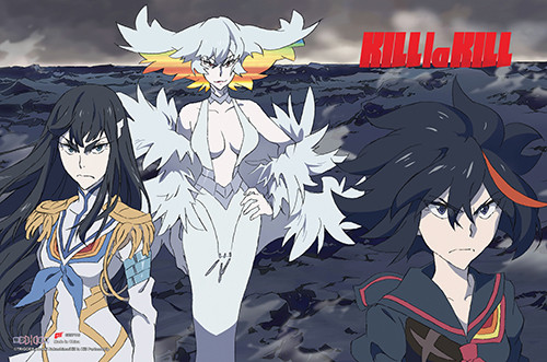"Kill La Kill - Group Poster - 36"" x 24"""