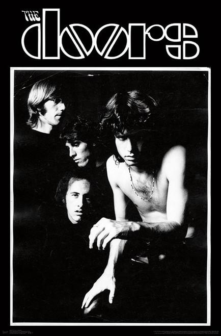 The Doors Poster - 22.375'' x 34''