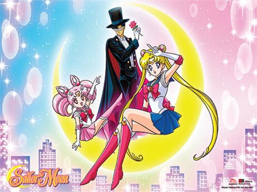 "Sailor Moon - Trio Poster - 36"" x 24"""