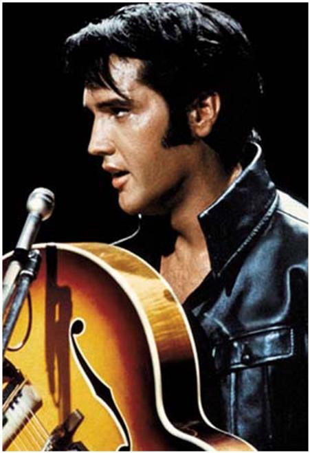 "Elvis Presley - King - Poster - 24"" X  36"""