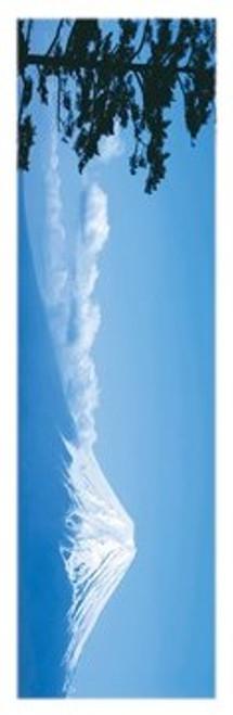 "Mount Fuji Slim Print - 12"" X 36"""