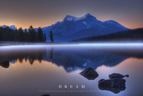 "Dream Poster - 24"" X 36"""