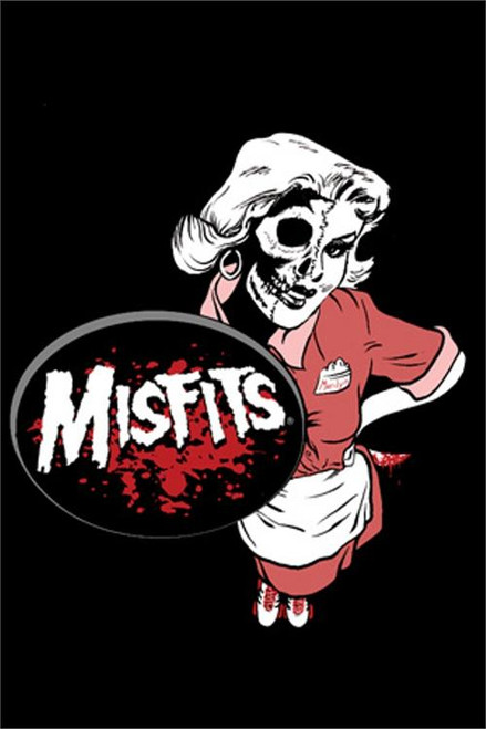 "Misfits Marilyn - Poster - 24"" X 36"""