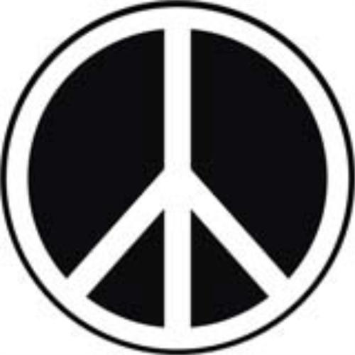 Peace Symbol - Sticker