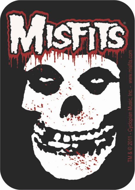 The Misfits Splatte Sticker