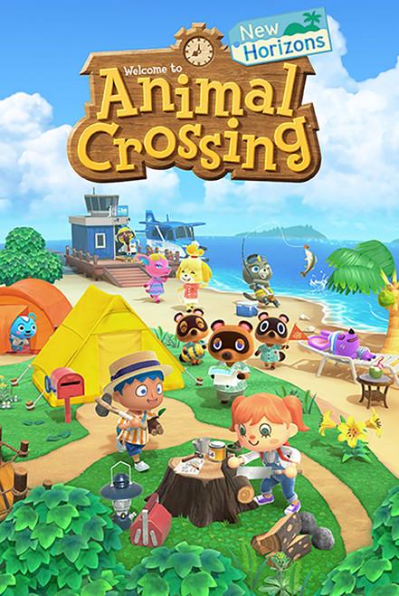 Animal Crossing New Horizons Poster 24x36 inch