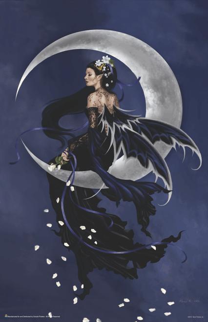 "Solace by Nene Thomas Art Print Mini Poster- 11"" x 17"""