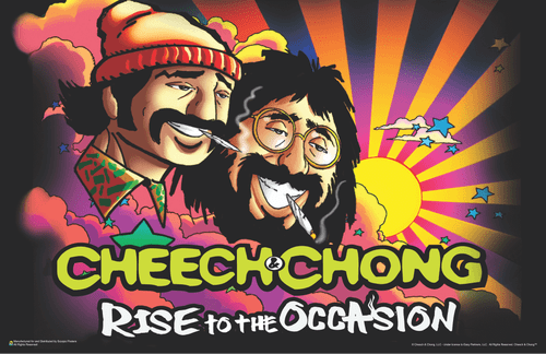 """Cheech & Chong - Rise to the Occasion Mini Poster- 17"""" x 11"""""""
