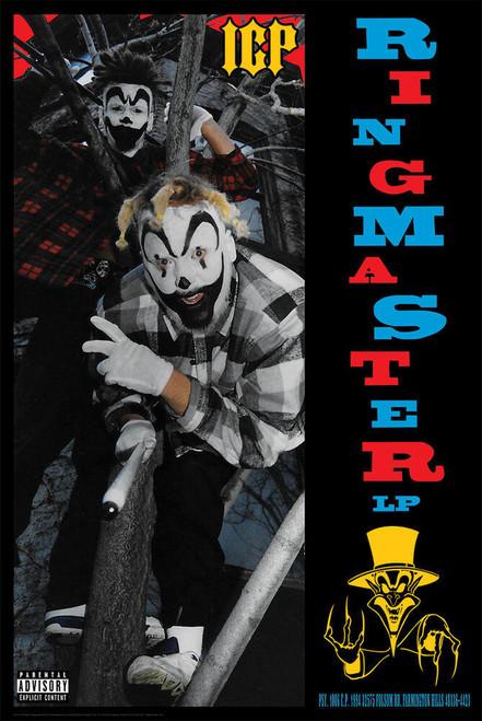 "ICP - Retro Ringmaster Poster 24"" x 36"""