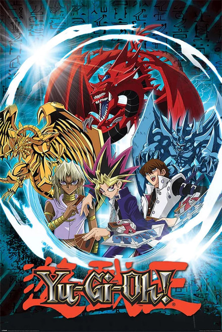 """Yu-Gi-Oh! - Unlimited Future Poster 24"""" x 36"""""""