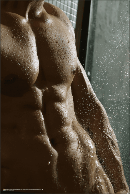 """Shower Dreams Poster 24"""" x 36"""""""