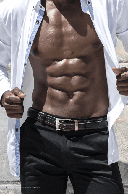 """Fabulous Abs Poster 11"""" x 17"""""""