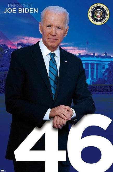 "Joe Biden - President Poster - 22.375"" x 34"""