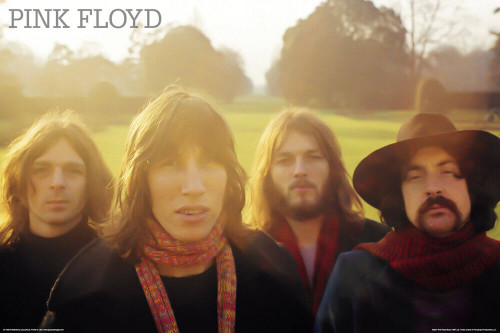 """Pink Floyd Early Years Poster 36"""" x 24"""""""