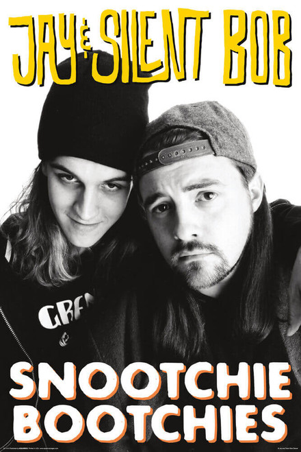 """Jay & Silent Bob Snootchie Bootchies Poster 24"""" x 36"""""""
