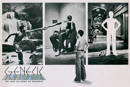 "Genesis - Lamb Lies Down on Broadway Poster - 36"" x 24"""