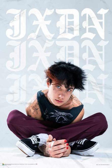 """JXDN -  Sitting Poster 24"""" x 36"""""""