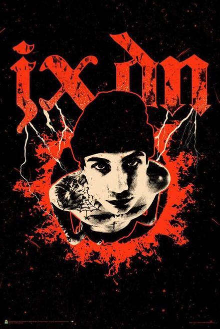 "JXDN - Lightning Poster 24"" x 36"""