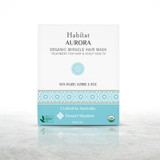 Habitat Aurora Organic miracle hair treatment mask for HAIR & SCALP HEALTH product shot