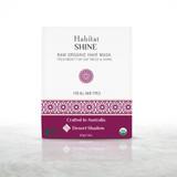 Habitat Shine certified organic Raw hair mask for SOFTNESS & SHINE product image